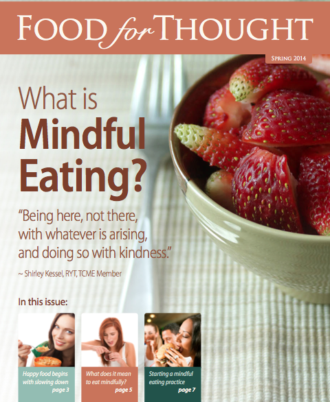 The Center For Mindful Eating Food For Thought